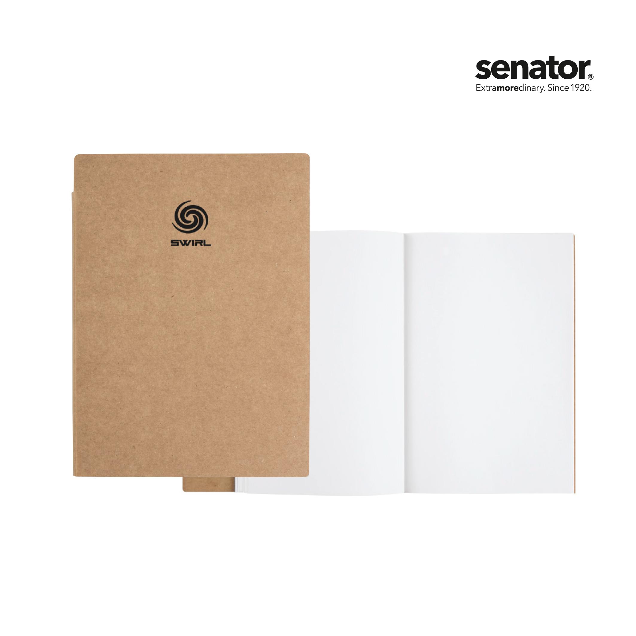senator Notebook Paper A5