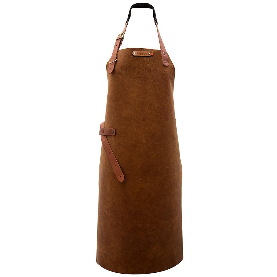 Leather apron Utah